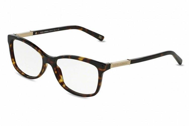 b988a42ffe7 Venez découvrir les Lunettes de vue Dolce   Gabbana DG 3107 - 502 - 52 mm