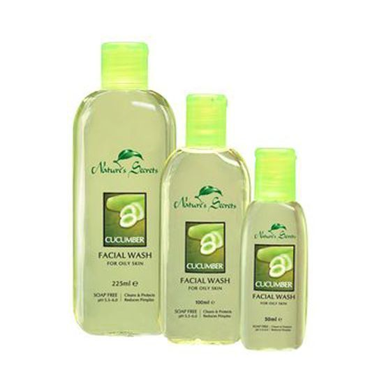Just Sold More Available Nature S Secret Cucumber Facial Wash
