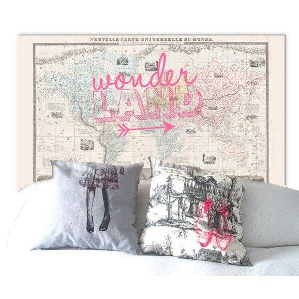 Cabecero de cama 1,60m WONDERLAND