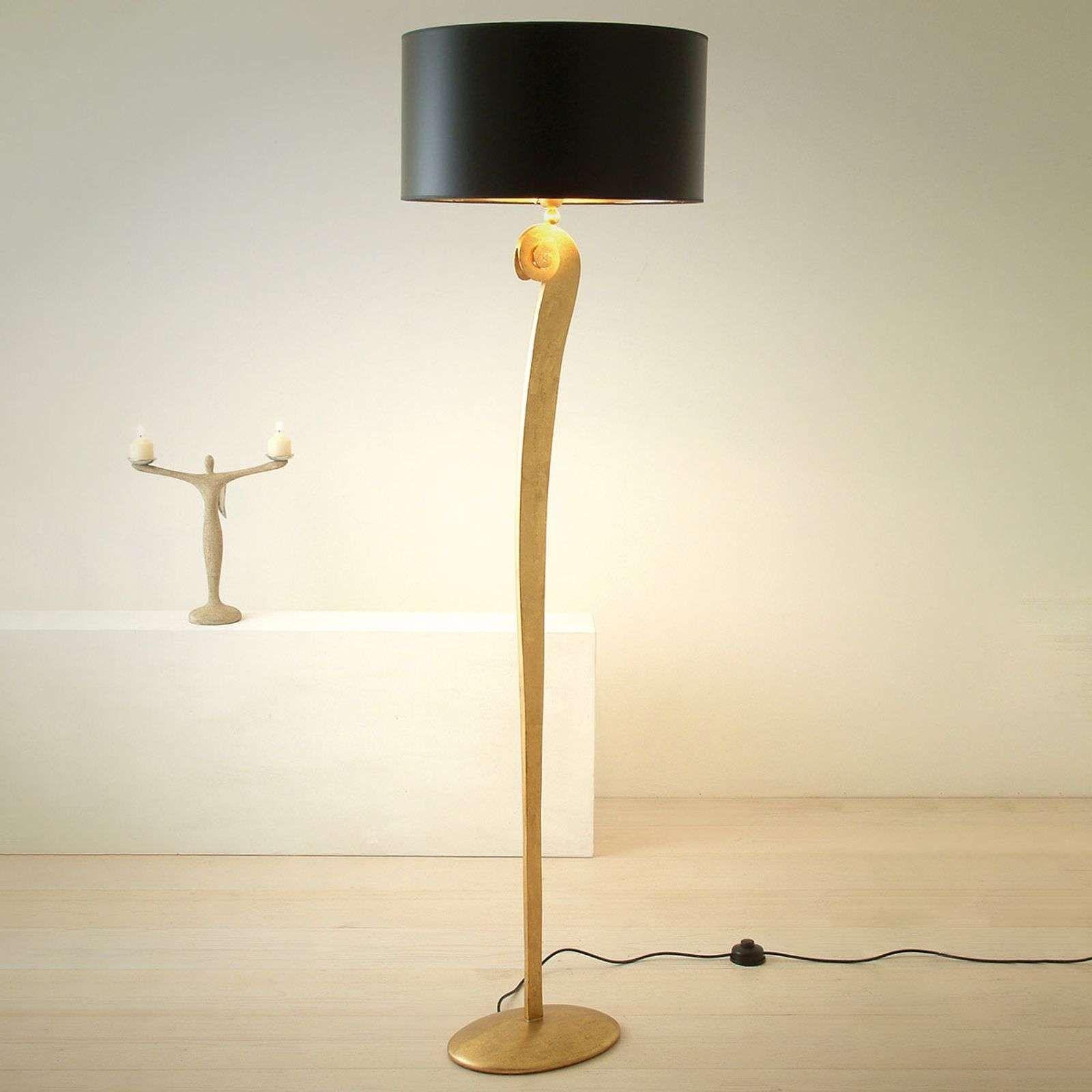Stehlampe 3 Beine Stehlampe Grau Weiss Stehlampe Mit 2