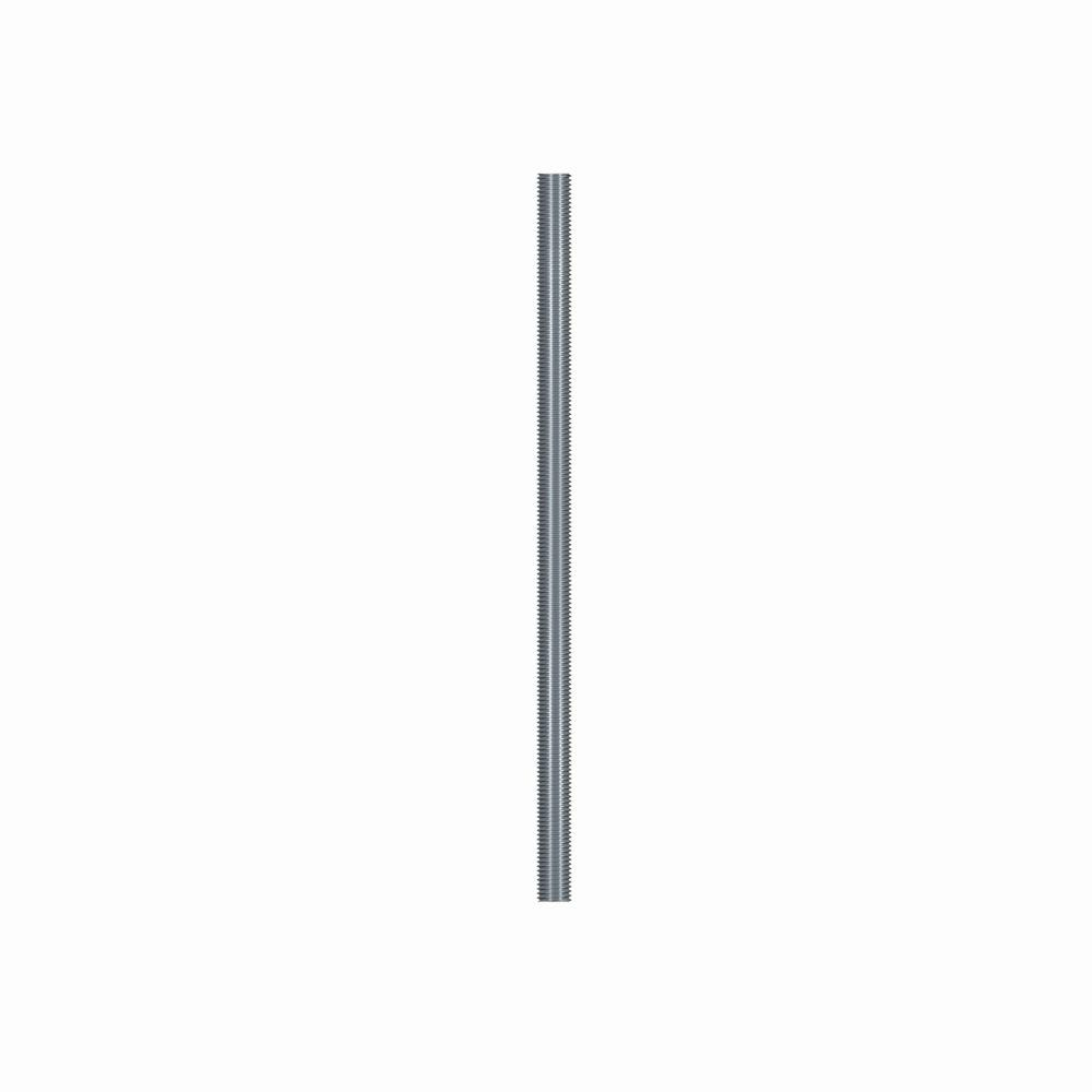 Simpson Strong-Tie 7/8 in  x 18 in  Zinc Plated All-Thread