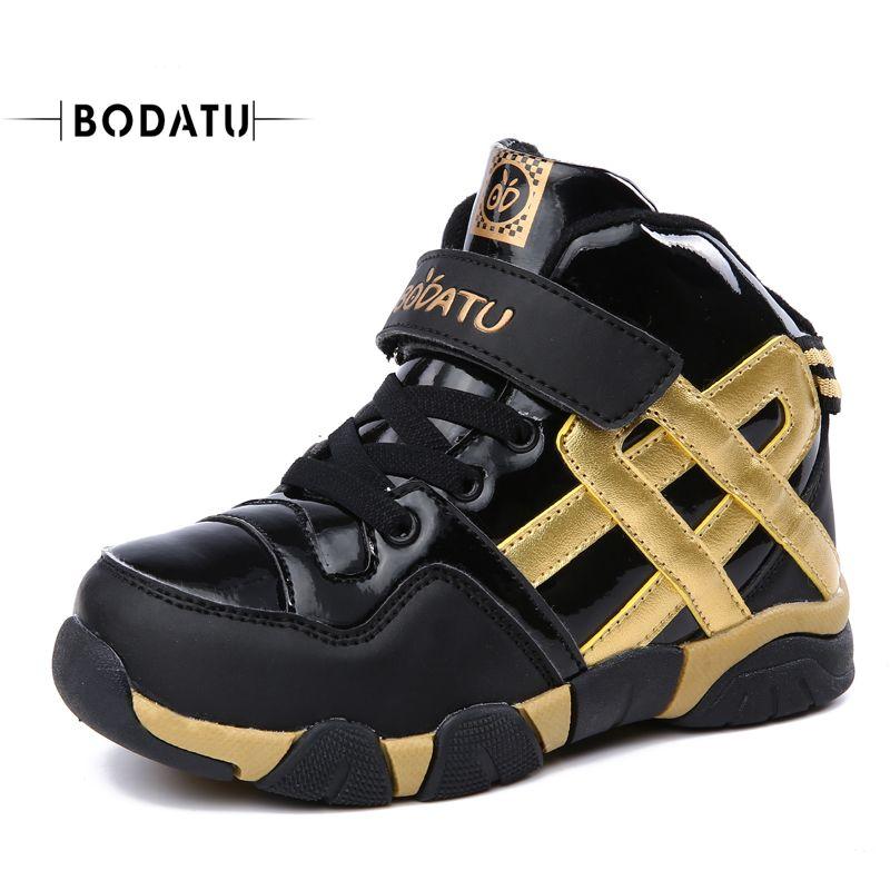 Bodatu Dzieci Odkryte Buty Zimowe Dziewczeta Cieple Buty Sportowe Buty Sportowe Sneakers Buty Dw1565 Wedge Sneaker Shoes Sneakers