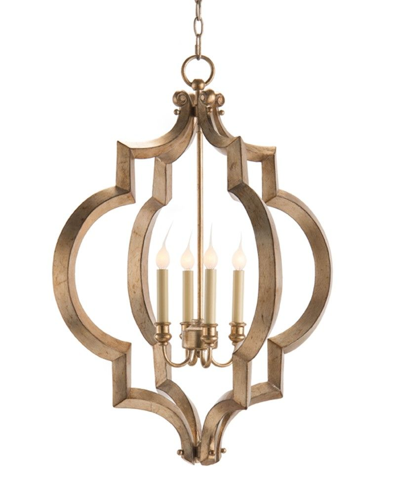 Sculptural Four Light Chandelier Chandeliers Fixed Lighting Our S