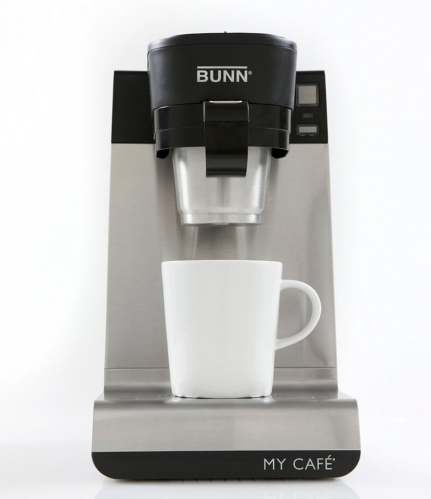 Bunn Coffee Single Cup Multi Use Home Coffee Brewer Super Cool