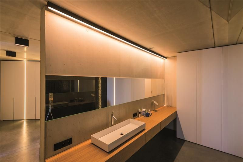 2u Profile System By Tal Lighting Idea For Bathrooms
