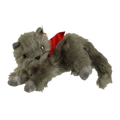 c9ba5e5a718 Retired 440  Ty Beanie Baby - Beani The Gray Cat (7 Inch) - Mwmts Stuffed  Animal Toy -  BUY IT NOW ONLY   12.89 on  eBay  retired  beanie  beani   mwmts ...