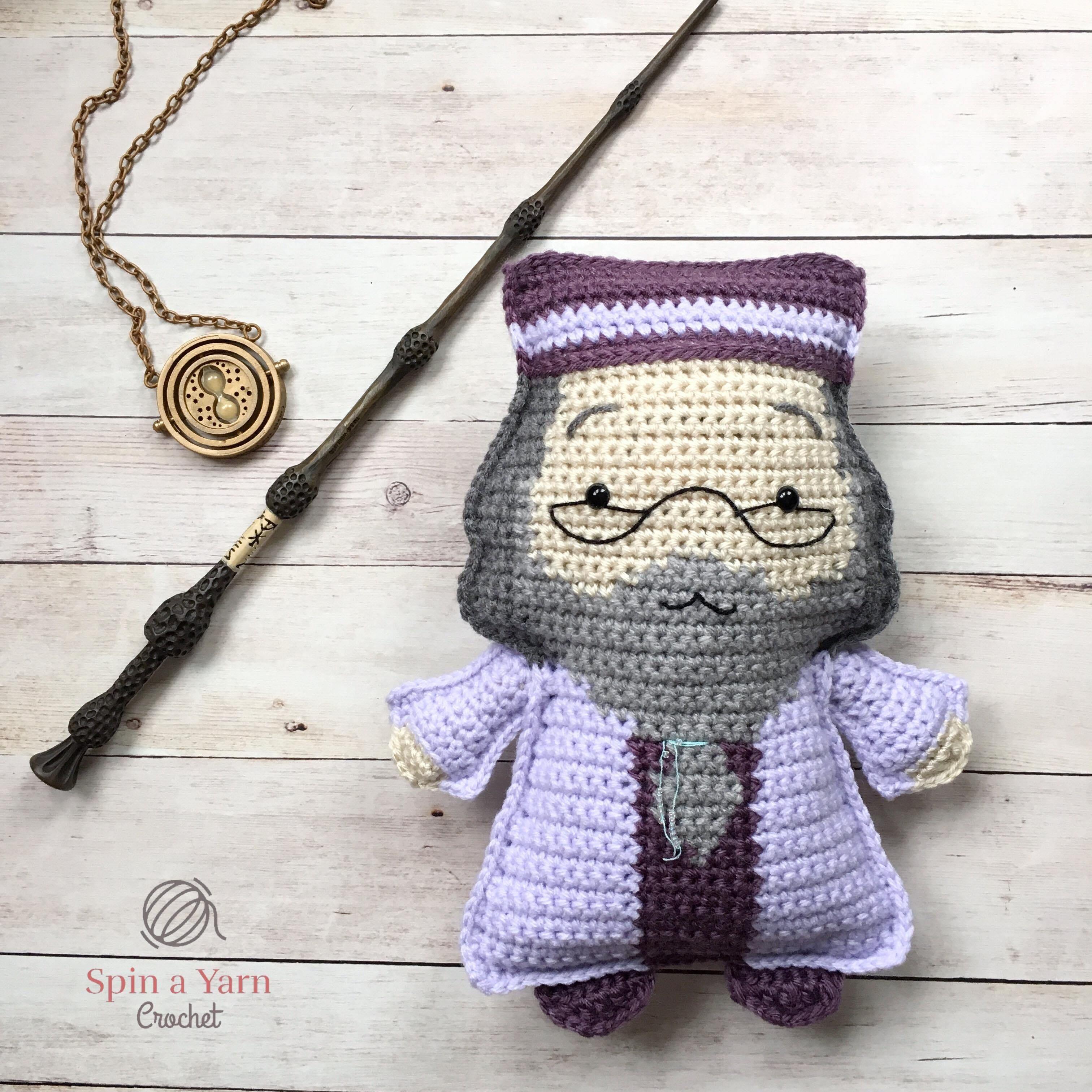 Ragdoll Dumbledore Free Crochet Pattern | Amigurumi | Pinterest ...