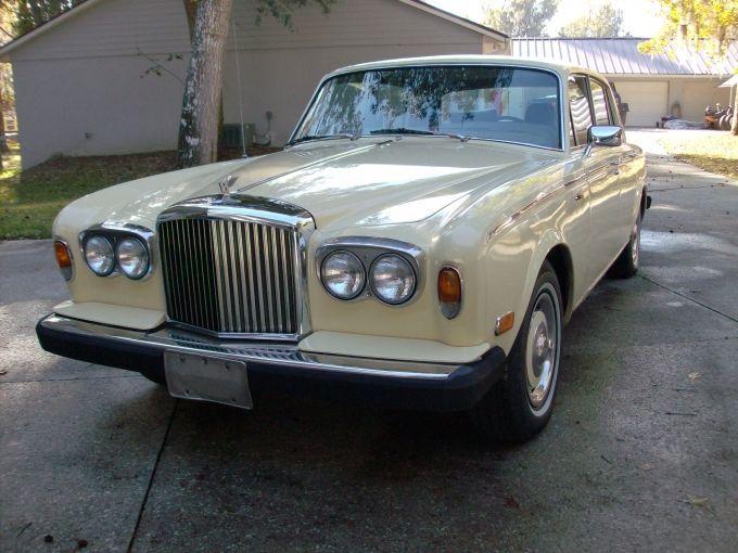 1979 ROLLS ROYCE BENTLEY T-2 Turns heads $6900