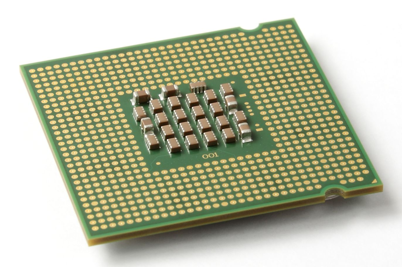 The Processor Also Called Central Processing Unit Interprets Is Printed Circuit Board Pcb In Many Modern Computers And Carries Out Basic Instructions That Operate A Computer