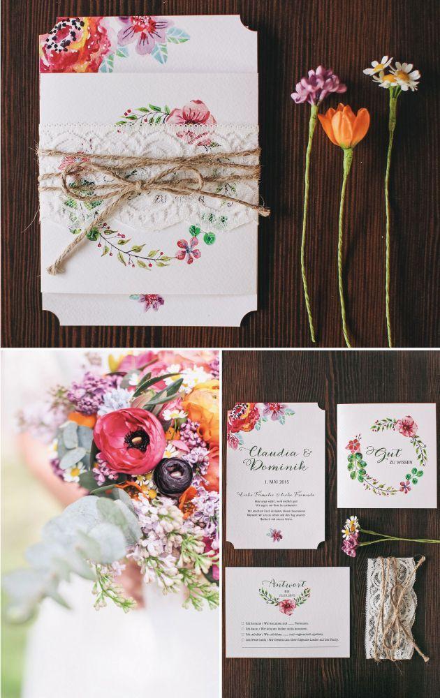 Hochzeit Im Bohemian Look U2026 | Momentini Blog