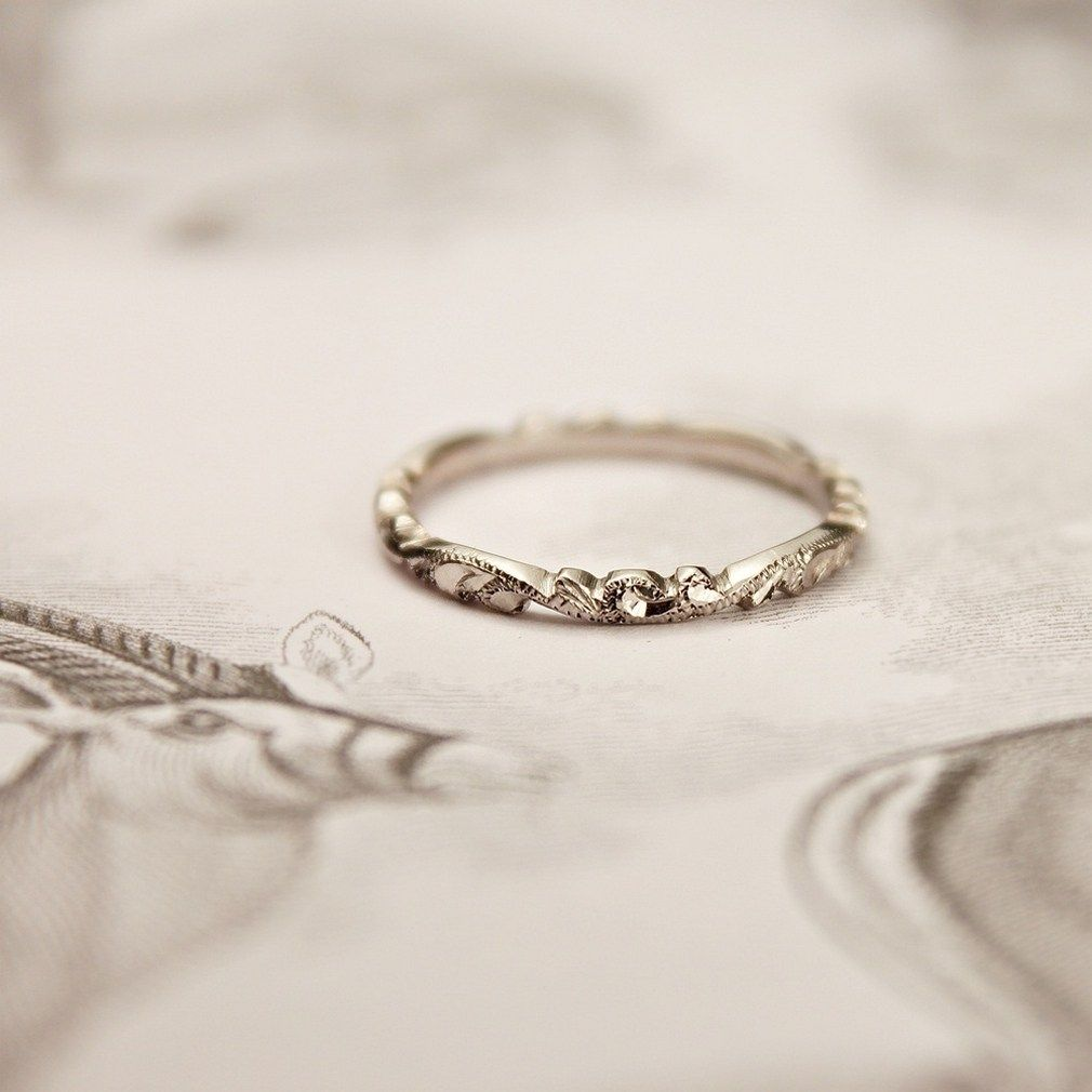 simple vintage engagement rings inspiration