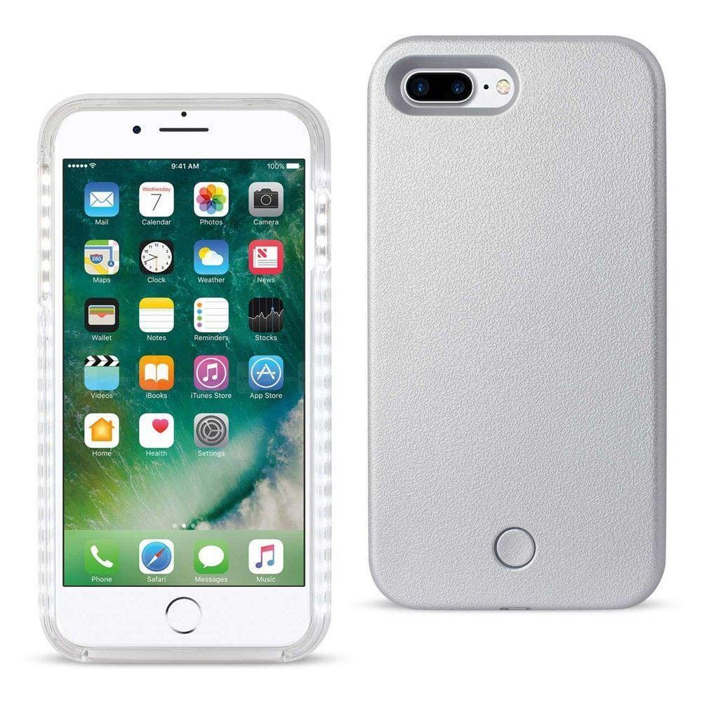 iPhone 7 PLUS LED Selfie Light Up Case