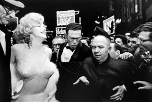 New York Premiere of Some Like It Hot.