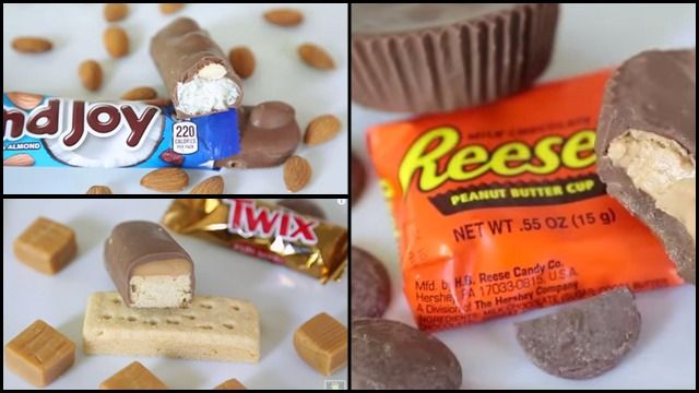 make your own candy bars