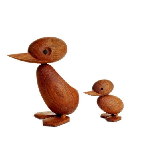 Duck & Duckling Hans Bølling. Ønsker mig en ælling mere. Andemor har vel to ællinger?