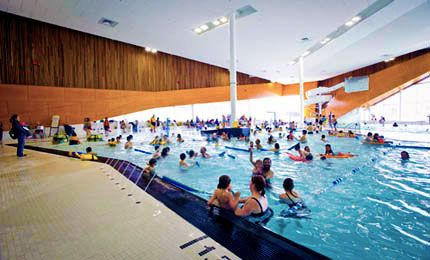 Have You Been To The New Commonwealth Community Rec Centre Yet Did You Know That Two Swimming