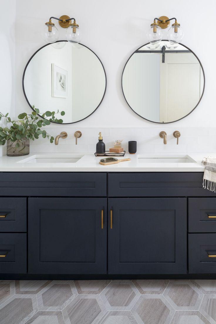 Photo of 5 Beliebtesten Doppelwaschbecken Badezimmer Vanity Ideas