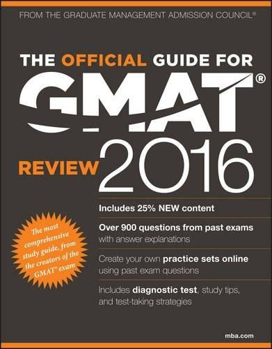 Gmat Exam Book