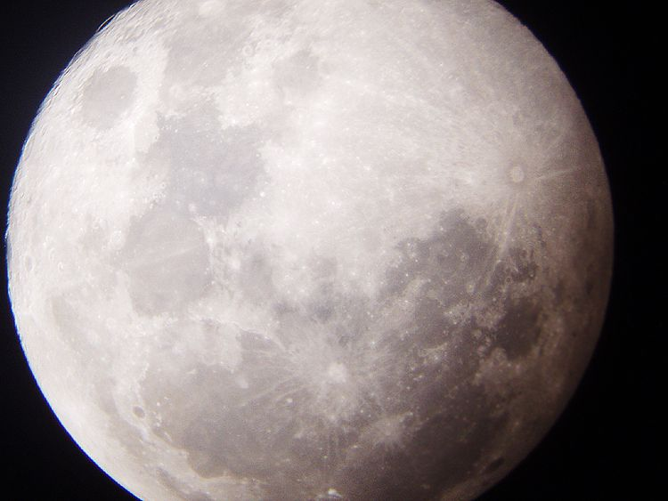 """""""MOON"""" snap photography in Japan 