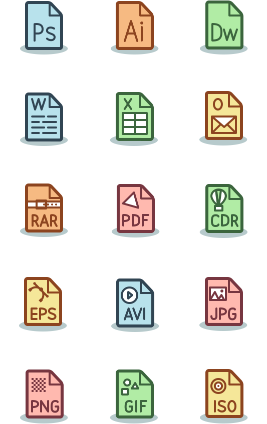 Capitalist Icons Set A Collection Of 600 Icons In 2 Styles Icon Set Flat Design Icons Vector Icon Design