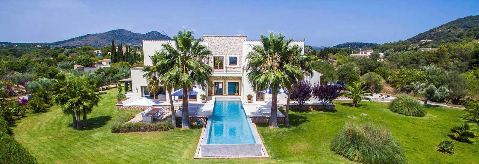 ferienhaus mallorca mieten mit pool (With images