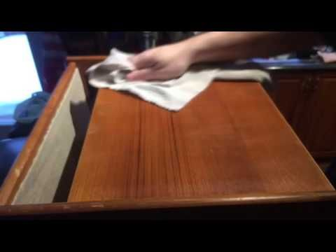 How To Remove Stains And Water Marks From Teak Furniture Teak In