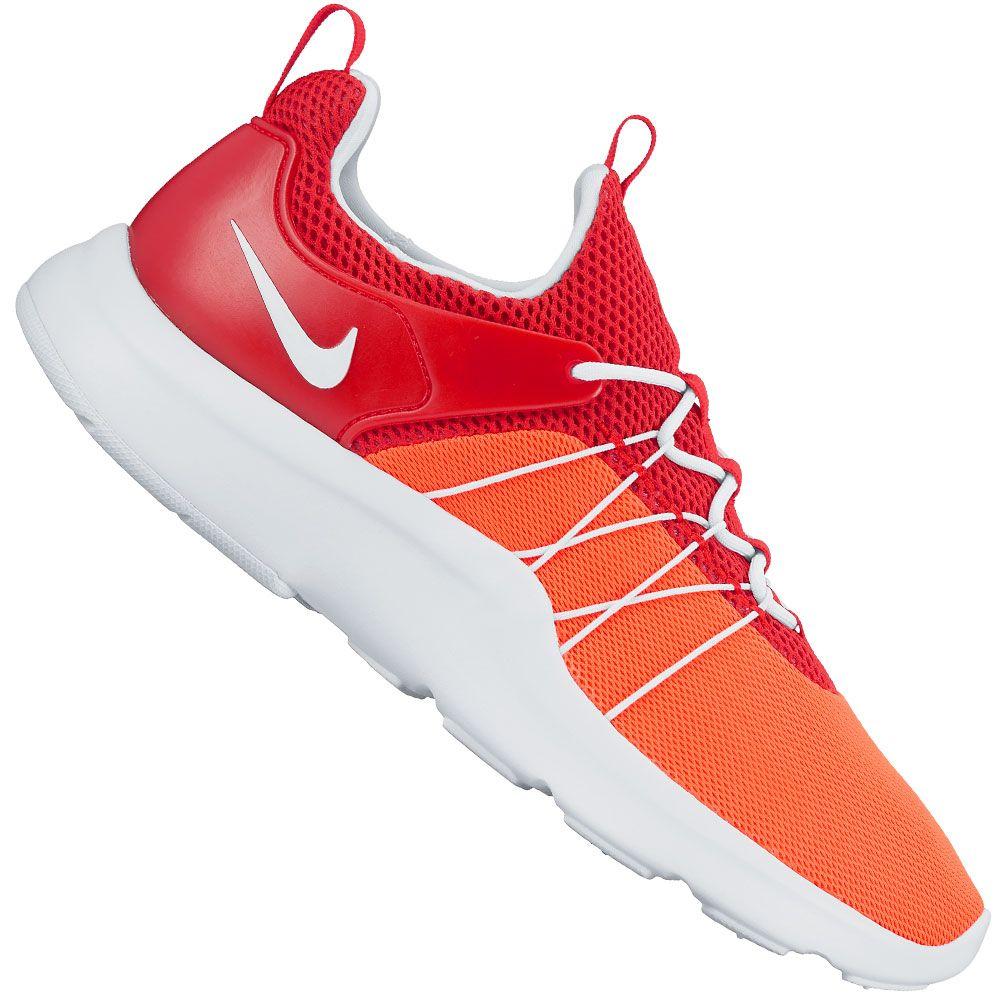 Nike Darwin Herren-Sneaker Crimson/White/Red