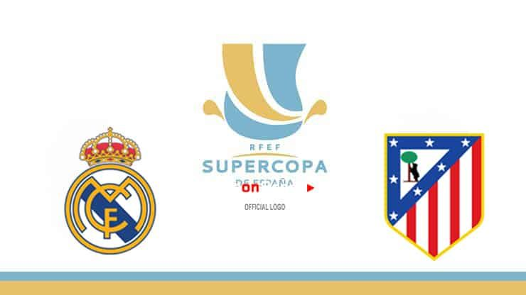 Real Madrid Vs Atletico Madrid Preview And Prediction Live Stream Spain Super Cup Final 2020 Allsportsnews Fo Atlético Madrid Real Madrid Real Madrid Win