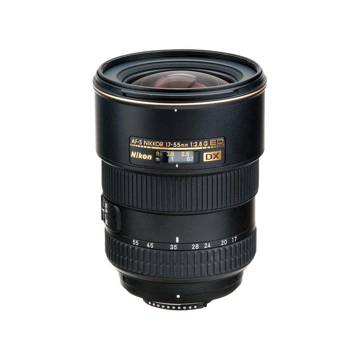 Nikon 17 55mm F 2 8g Ed If Af S Dx Zoom Nikkor Lens U S A Warranty Base Nikon Dx Nikon Nikon D2h