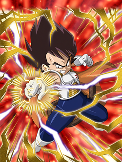 """[Glimpses of Ability] Vegeta (Kid) """"No one on this"""