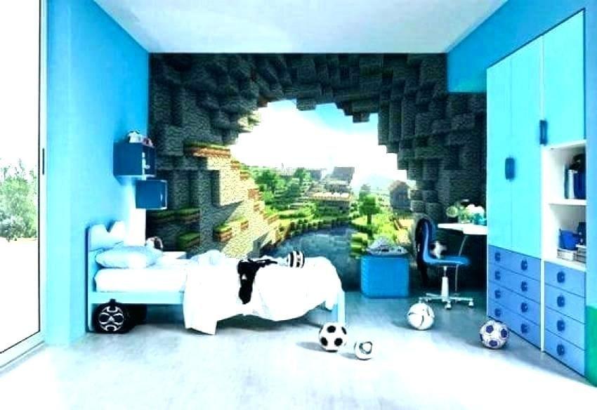 Apply Minecraft Bedroom Ideas