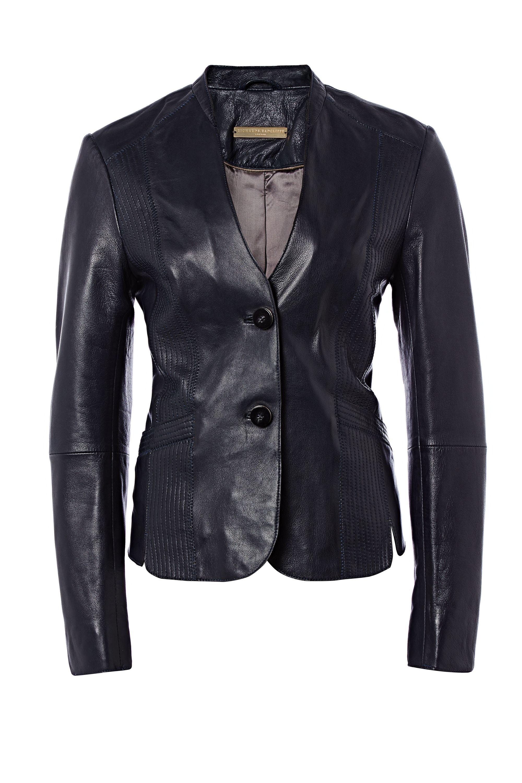 SAMPLE SALE ARUNDEL LEATHER JACKET Leather jacket