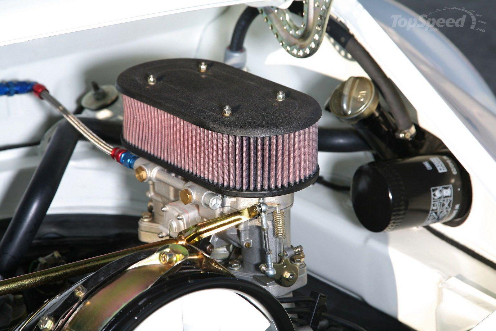 dp motorsports porsche 911 carbureted engine