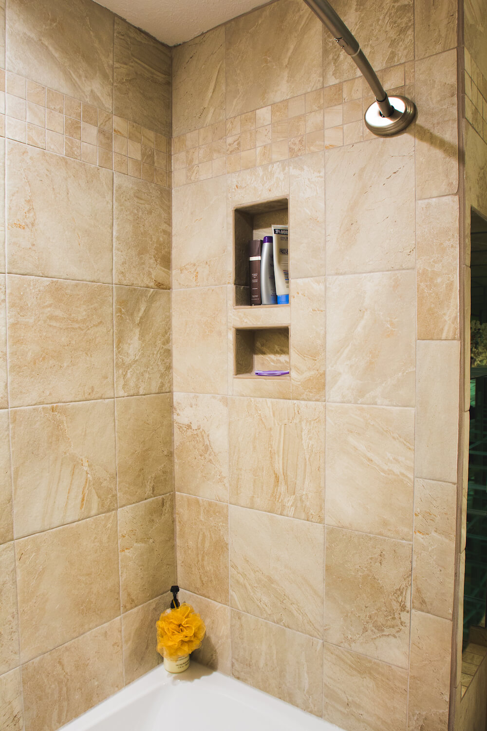 2019 Cost To Tile A Shower How Much To Tile A Shower Shower Tile Bathroom Shower Tile Tile Bathroom