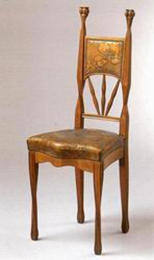 Chair by Louis Majorelle