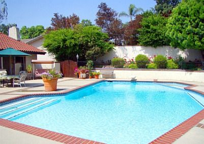Backyard Pools Beautiful Pool Landscaping Ideas