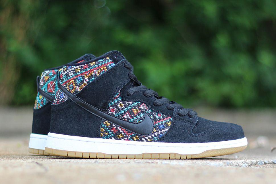 ff087c3f6670 Nike SB Dunk High Premium