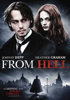 From Hell Entertainment Pinterest Filme Filmes Legais E Cinema