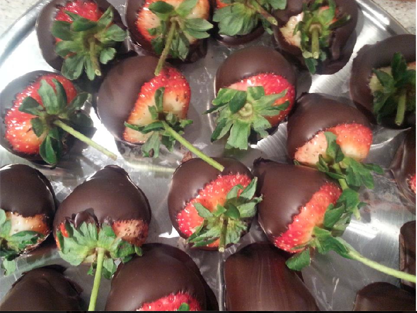 what store sells chocolate covered strawberries