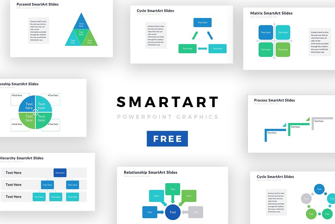 Powerpoint smartart templates graphics cary communications powerpoint smartart templates toneelgroepblik Choice Image