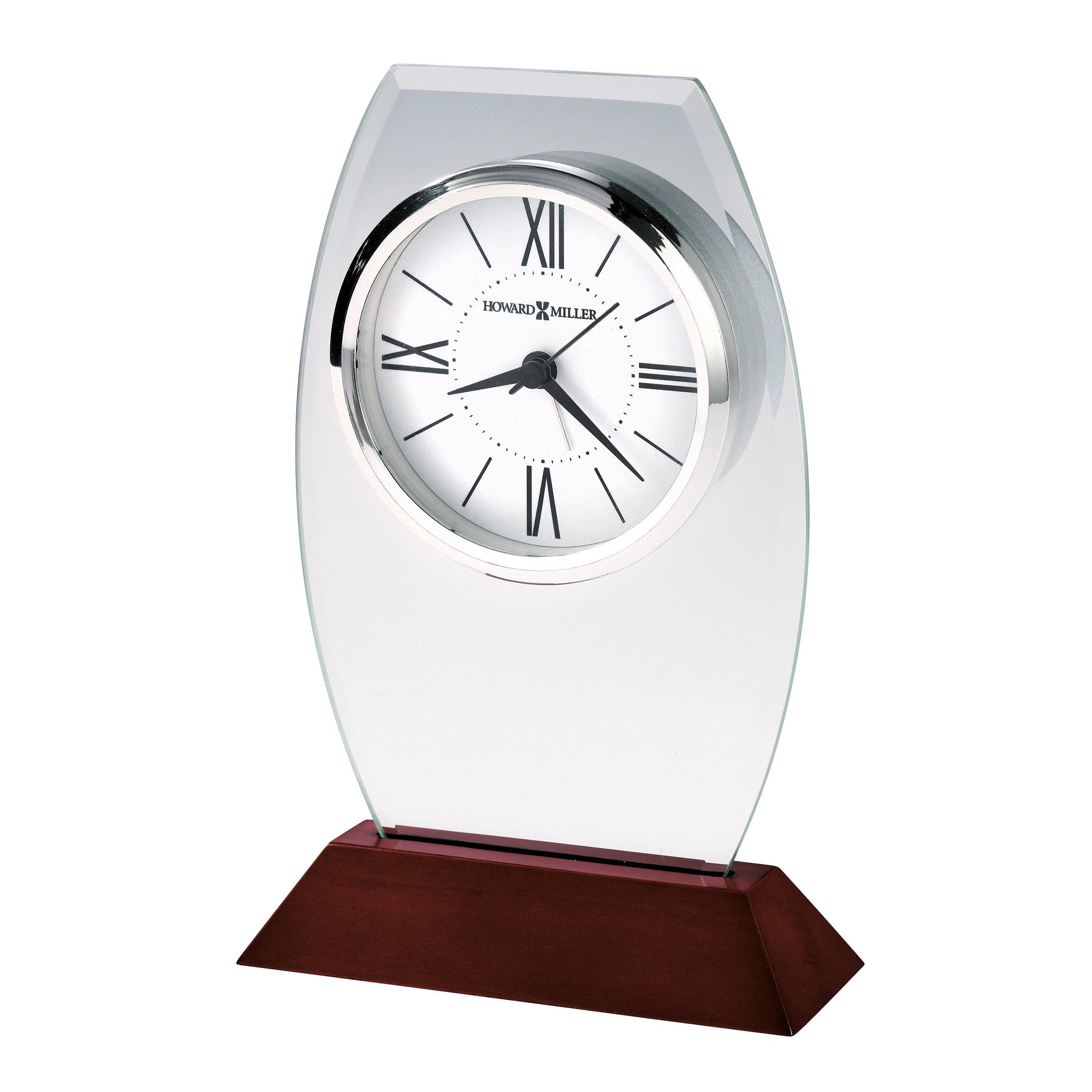 Howard Miller Waylon Table Clock 645 813 Tabletop Clocks Clock Howard Miller
