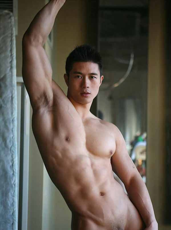 asian gay Hot men hairy