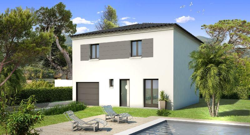 Constructeur maison, villa Sara, construction villas contemporaines - logiciel pour construire une maison