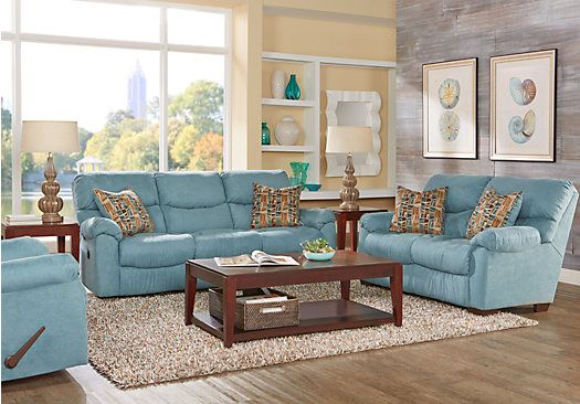 Picture Of Anaheim Lagoon 48 Pc Living Room From Living Room Sets Inspiration Online Living Room Furniture Shopping Collection