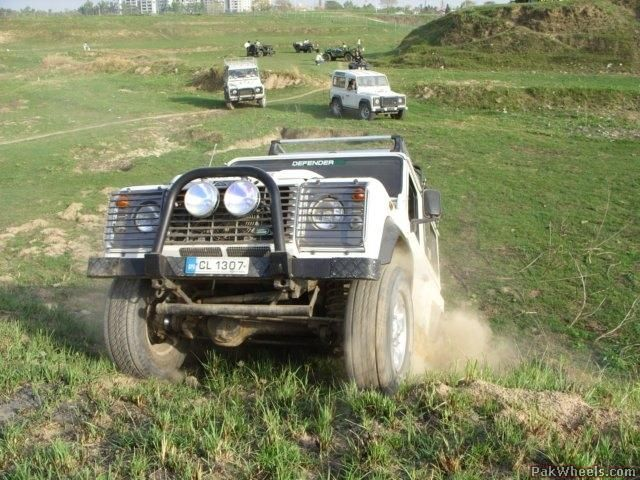 Pakistan Land Rover Club 882473 Land Rover Club Pakistan