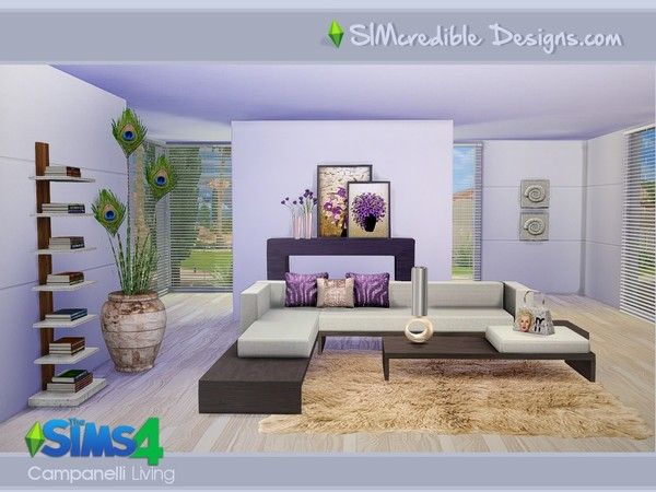 15+ Sims 4 living rooms information