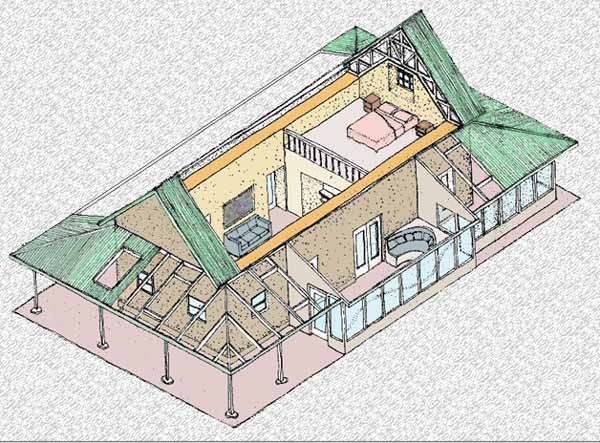 Straw bale house plans Home design and style