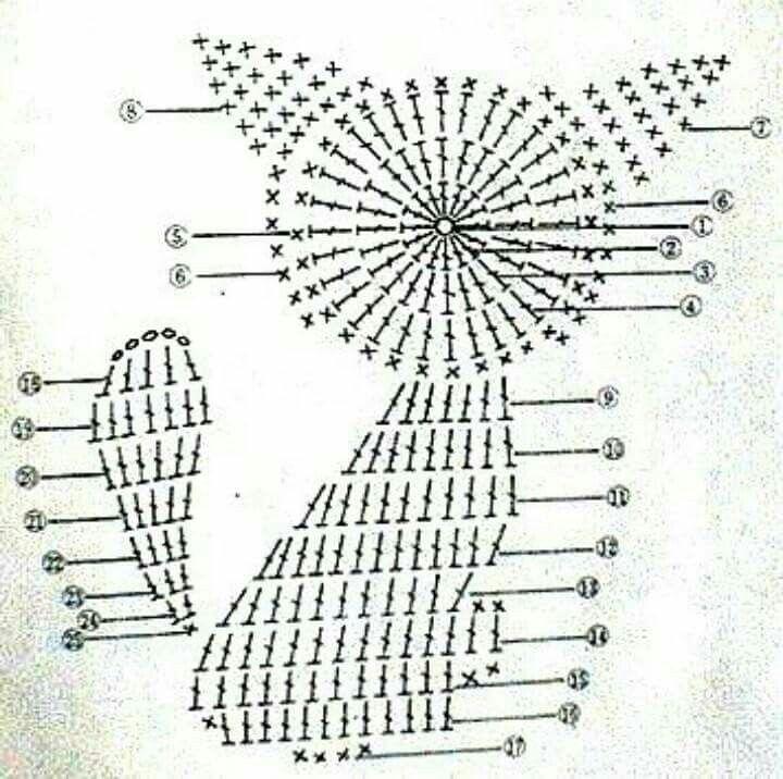 Gato crochet | Patrones crochet | Pinterest | Tejido, Apliques y Imanes