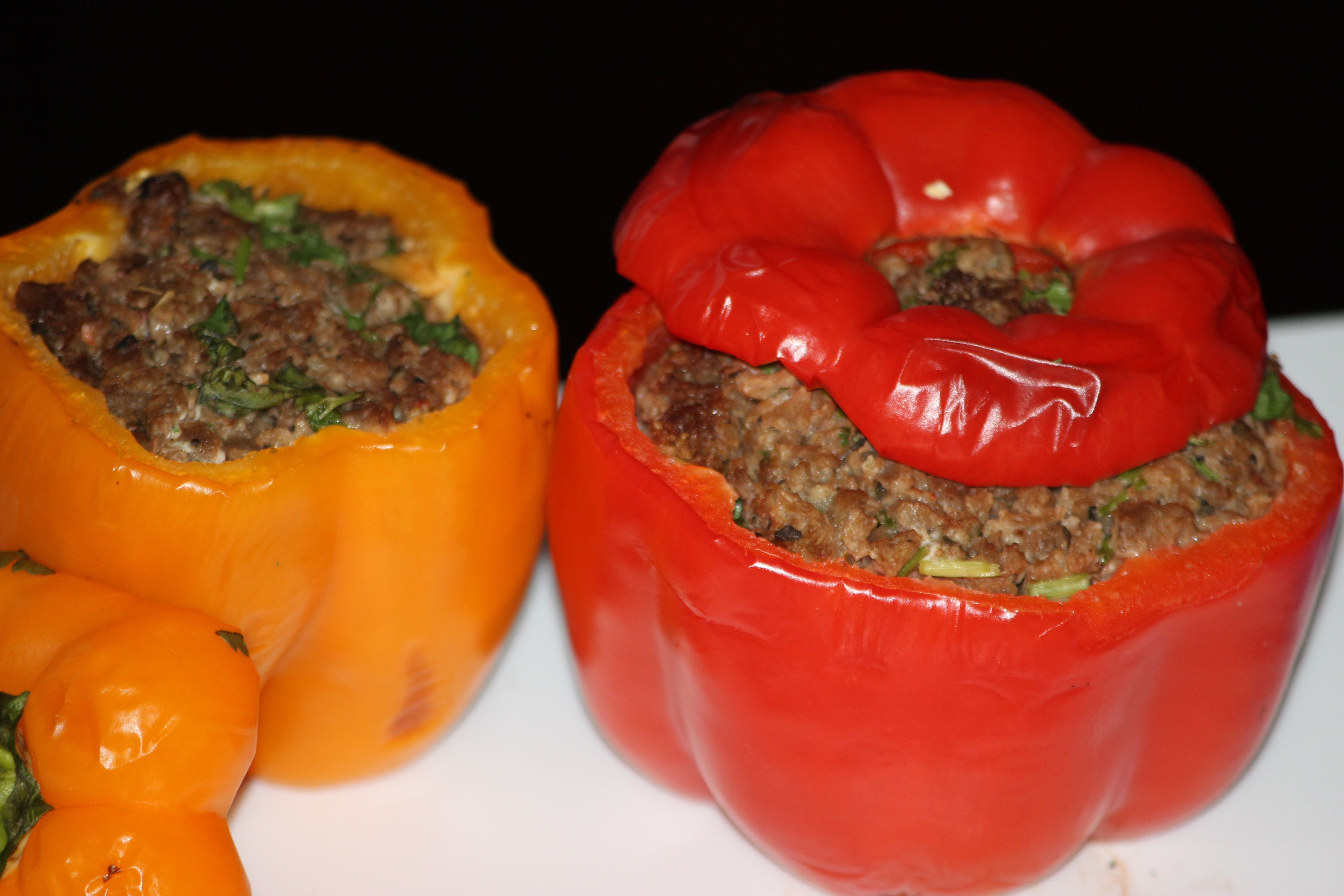 City of toronto stuffed peppers vegan dishes jamaican