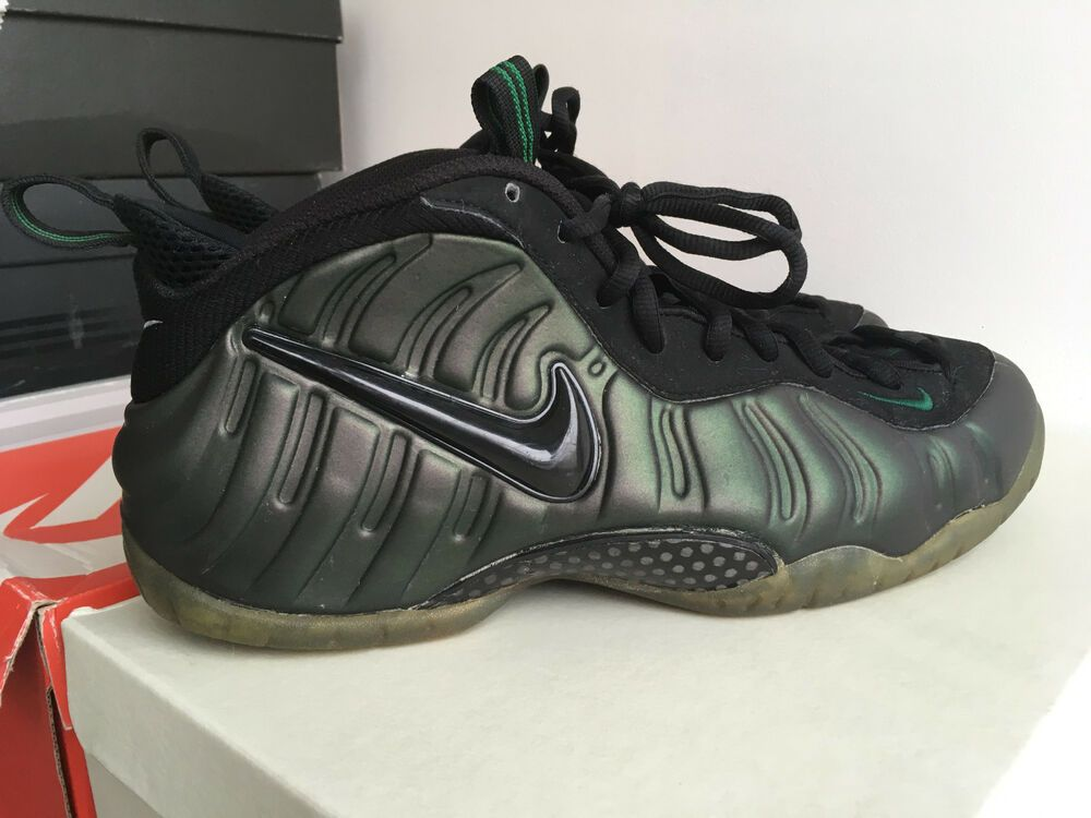 a0b3c48952375 2011 Nike Air Foamposite Pro Pine Green Black 624041-301 Sz 11.5  fashion   clothing  shoes  accessories  mensshoes  athleticshoes (ebay link)